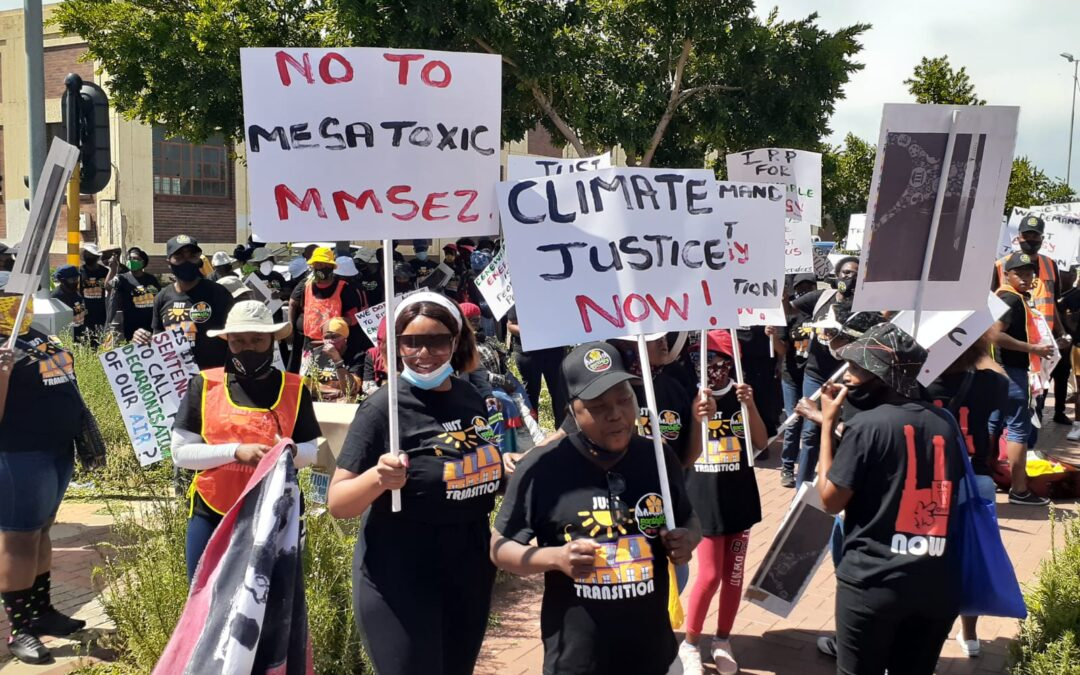 China's decision to stop investment in MMSEZ is a triumph for South African community and civil society activists