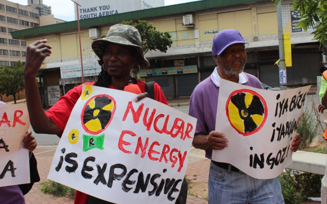 Major Concerns over DMRE's Obsession with Nuclear Energy, While Avoiding Renewables